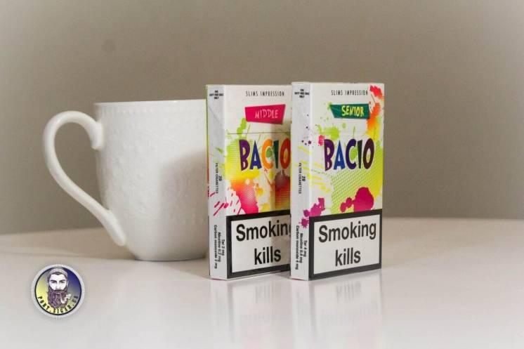 Basio slims senior/junior. Сигареты поблочно без предоплаты