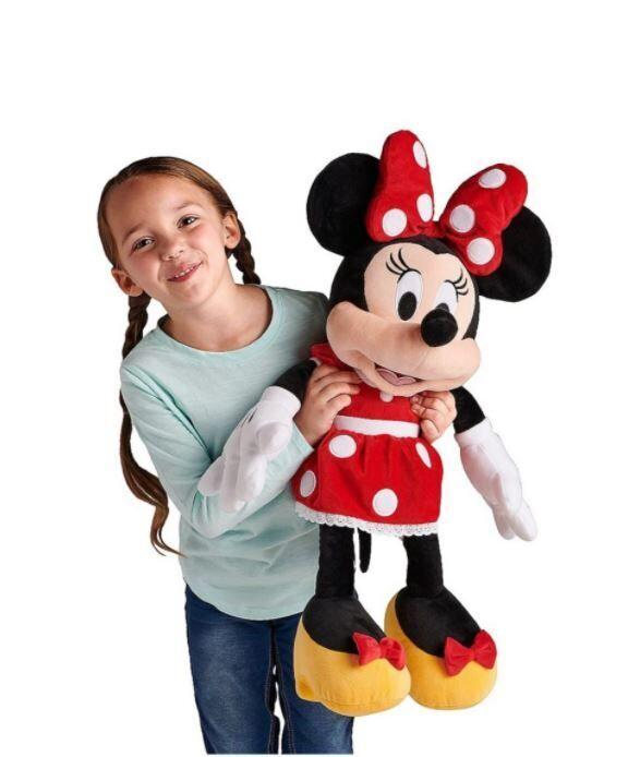Мягкая игрушка Минни Маус, 70см., Disney