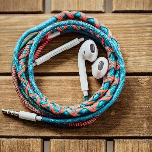 Навушники проводні