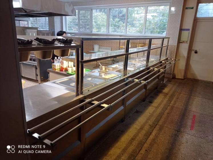 Изделия из нержавейки: столы, мойки, зонты ,кухни , линии раздачи !
