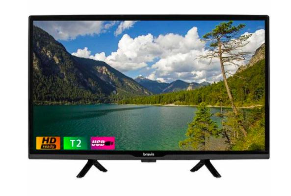 Продам LED телевизор BRAVIS LED-24G5000 T2