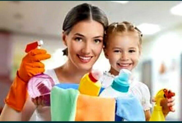 Прибирання квартир та будинків