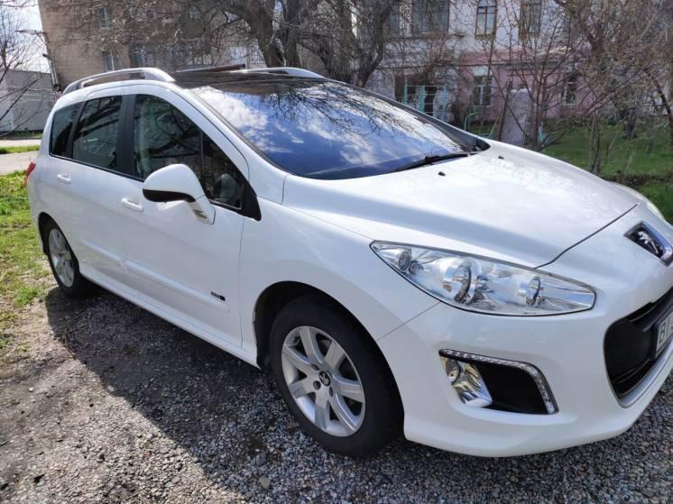 Продам Peugeot 308 SW 1.6 HDi 5дв. 2013 р. стан нової