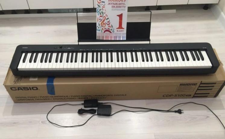Электронное фортепиано Casio CDP-S100B