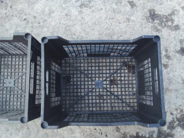 Ящик пластиковый высокий 27см