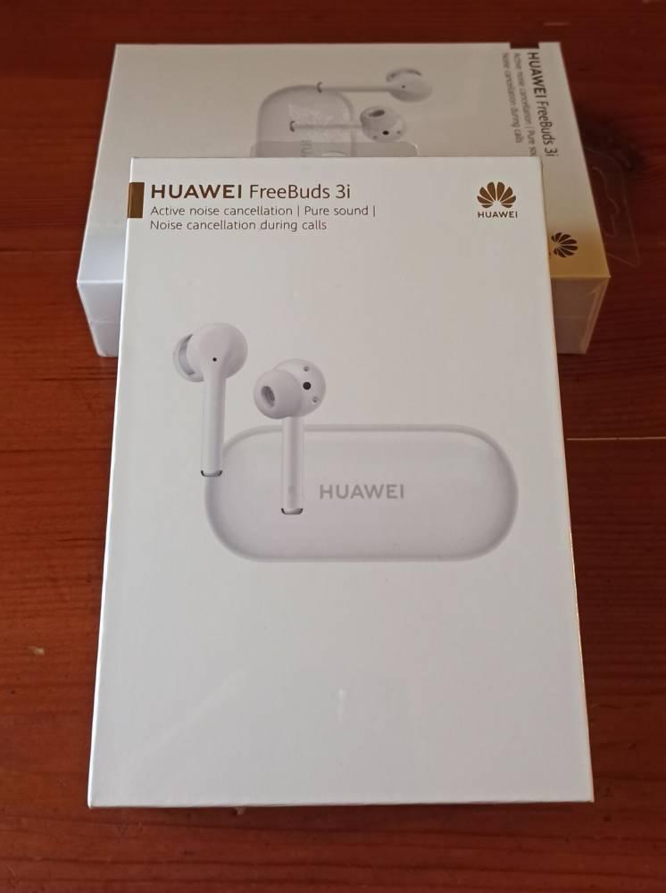 Оригинальные наушники Huawei FreeBuds 3i Глобальная Версия