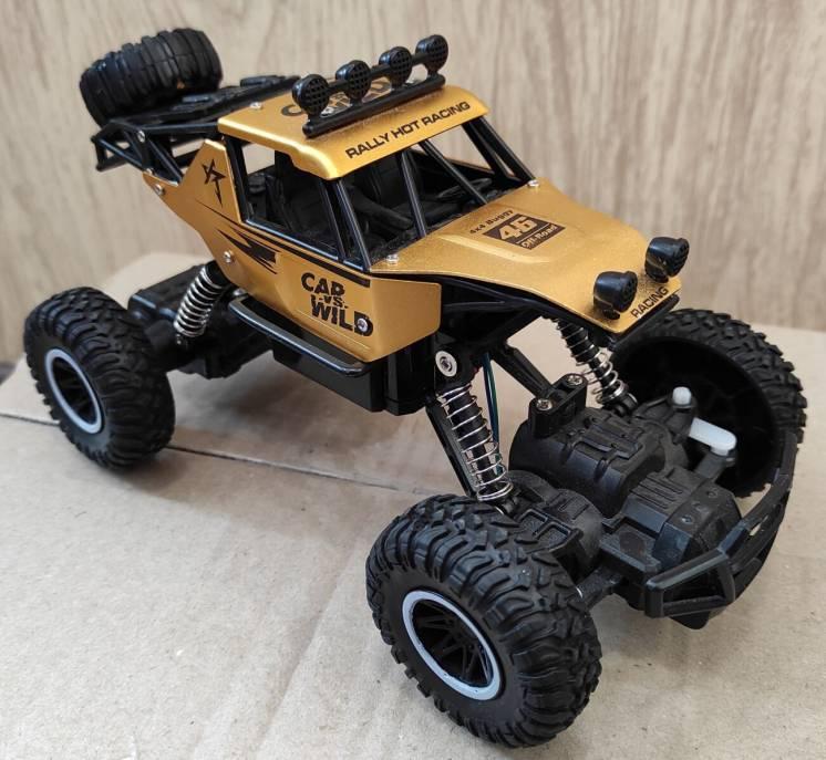 Машинка радіокерована Off-Road Crawler