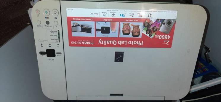 Продам принтер! Недорого! Принтер+ сканер + ксерокс! 3 в 1.
