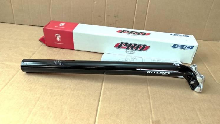 Подседельный штырь Ritchey Pro 2-Bolt (400х31,6мм ), Новый