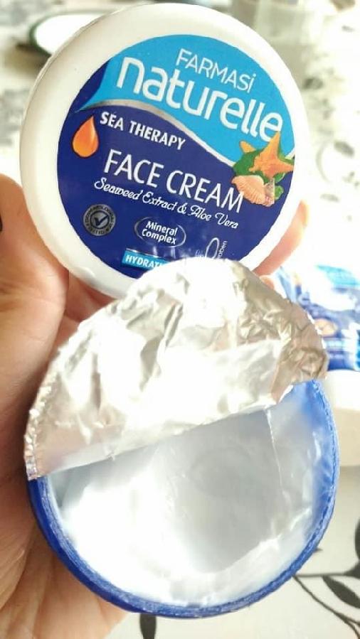 Крем для обличчя