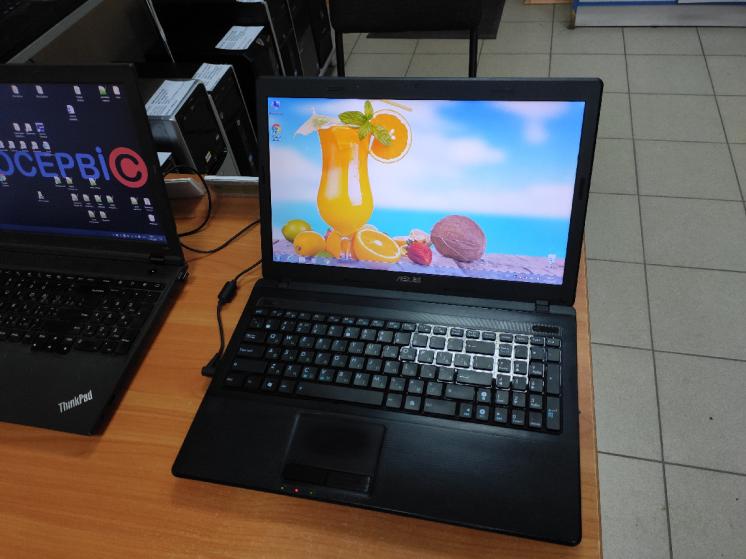 Ноутбук Asus X54C 15.6, Pentium B950, батарея 3 часа, гарантия