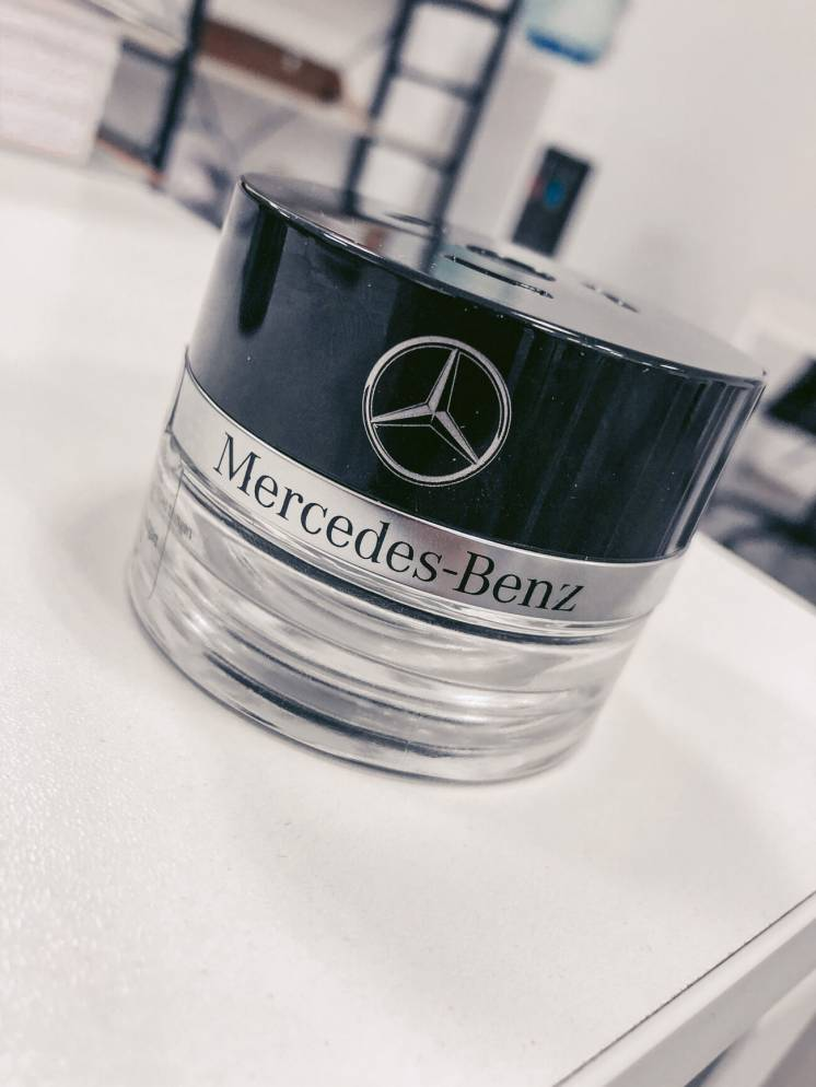 Аромат Downtown Mood для автомобиля Mercedes-Benz с опцией Balance Air