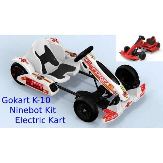 Электро Карт Gokart K-10 Ninebot Kit Electric Kart оптом