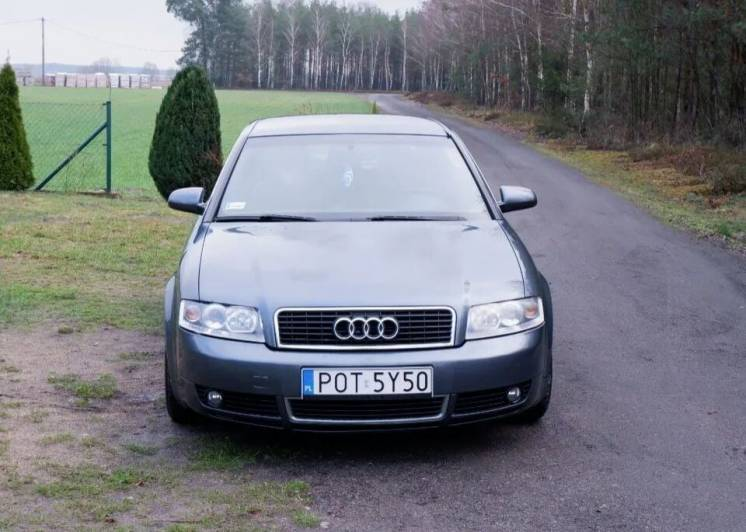 Audi A4 2.0 газбензин
