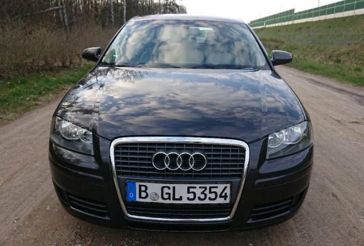 AudiA3 1.6 бензин
