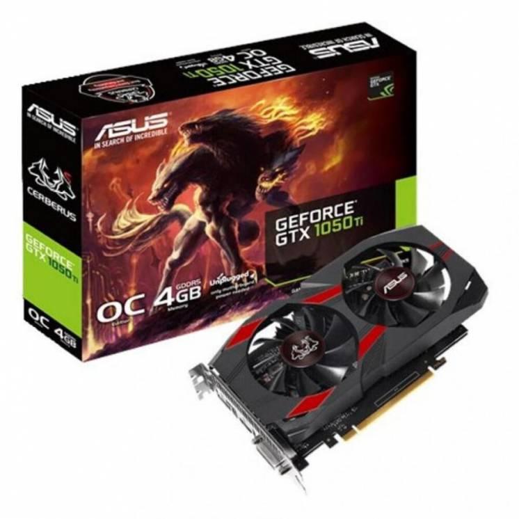 Asus GeForce GTX 1050 4 Гб EXPEDITION