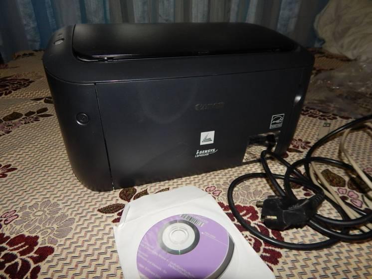 Принтер Canon i-SENSYS LBP6020B.