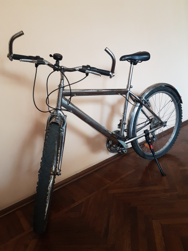 Корейский велосипед EF-102-A-Ice