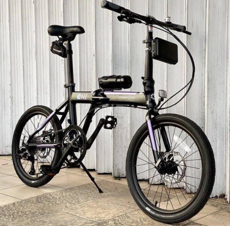 Складний велосипед DAHON K-ONE 20