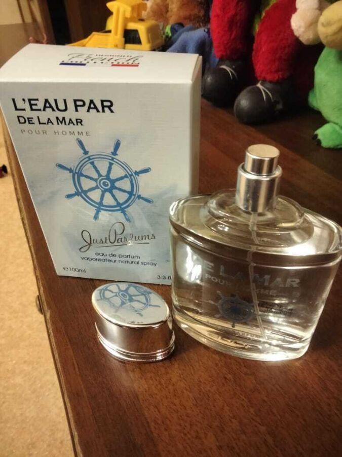 Just Parfums LEau Par De La Mar Парфюмированная вода мужская 100 мл