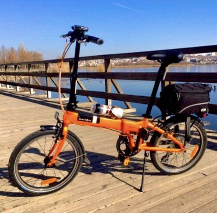 Складний велосипед DAHON Vitesse D8 (США) 20