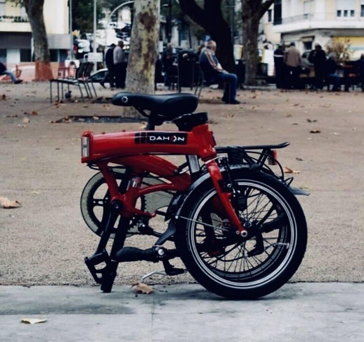 Cкладний велосипед DAHON Curve 16