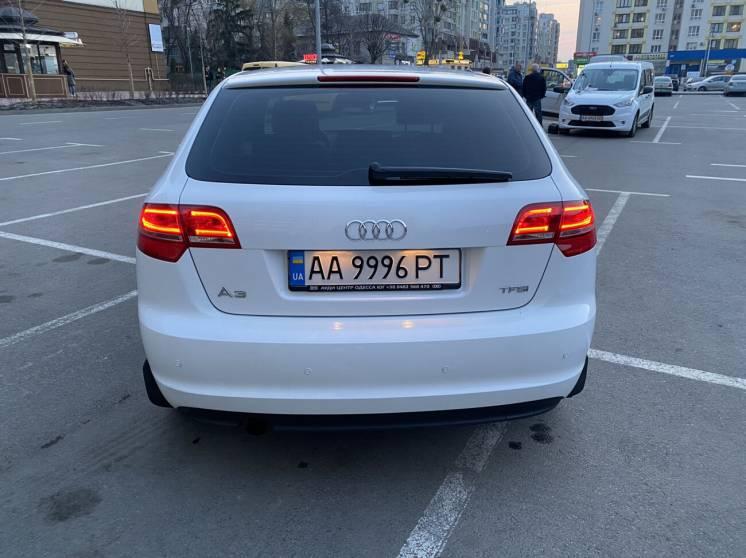 Audi A3, 2012 первый владелец