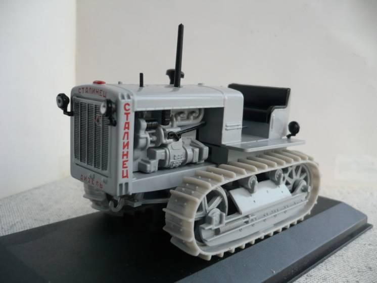 Сталинец-65 1:43 Тракторы №5