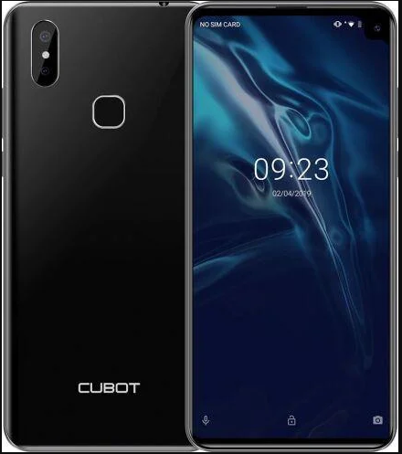 Смартфоны Cubot Max 2 4/64GB Black