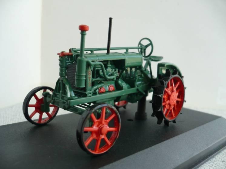 ВТЗ Универсал 1:43 Тракторы №4