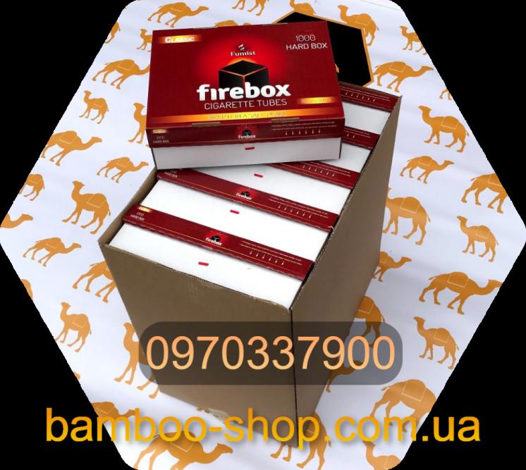 FIREBOX 10000шт. Гильзы для сигарет