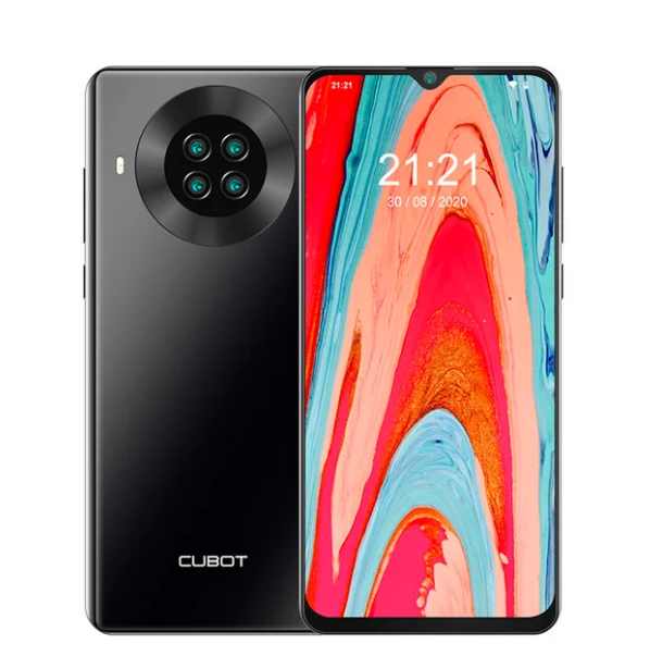 Смартфон Cubot Note 20 Pro 8/128Gb Black / blue / green