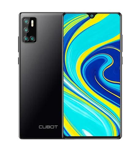 Смартфон Cubot P40 4/128Gb Black / Blue / Green