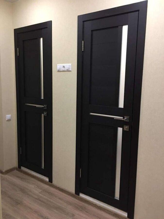 Установка дверей входных и межкомнатных