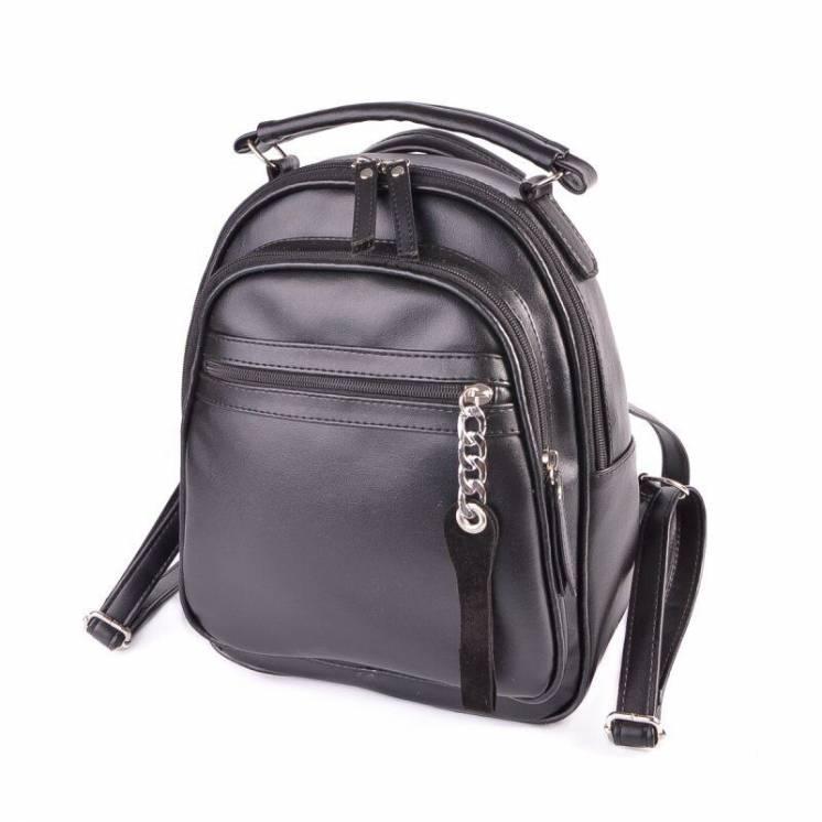 Жіночий рюкзак - трансформер М295