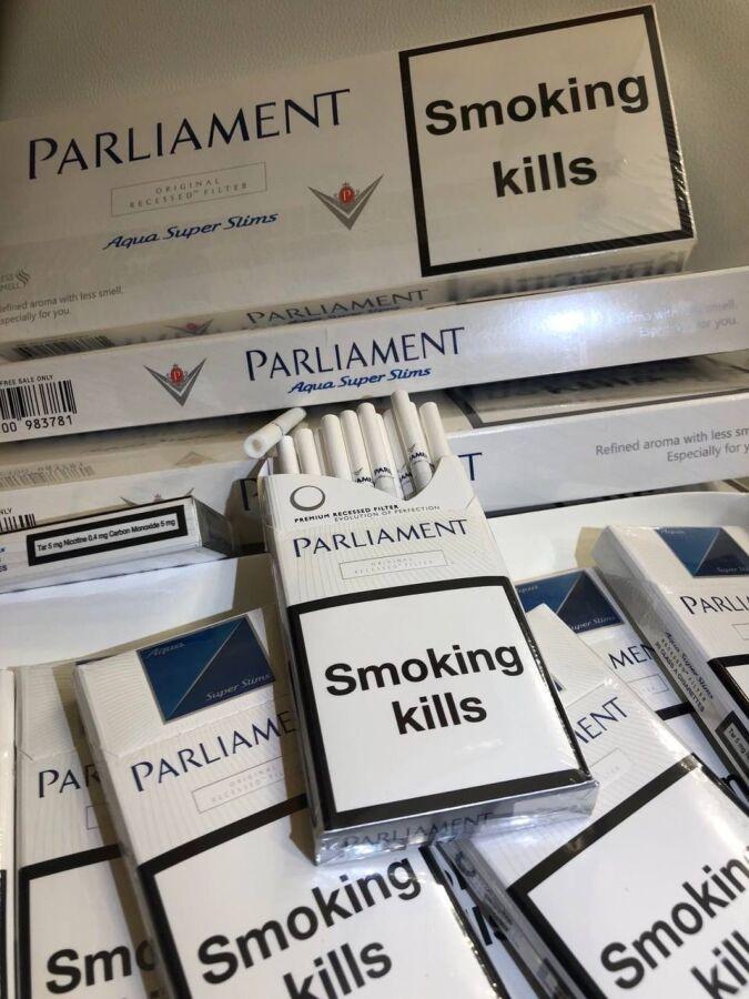 Сигареты по блочно