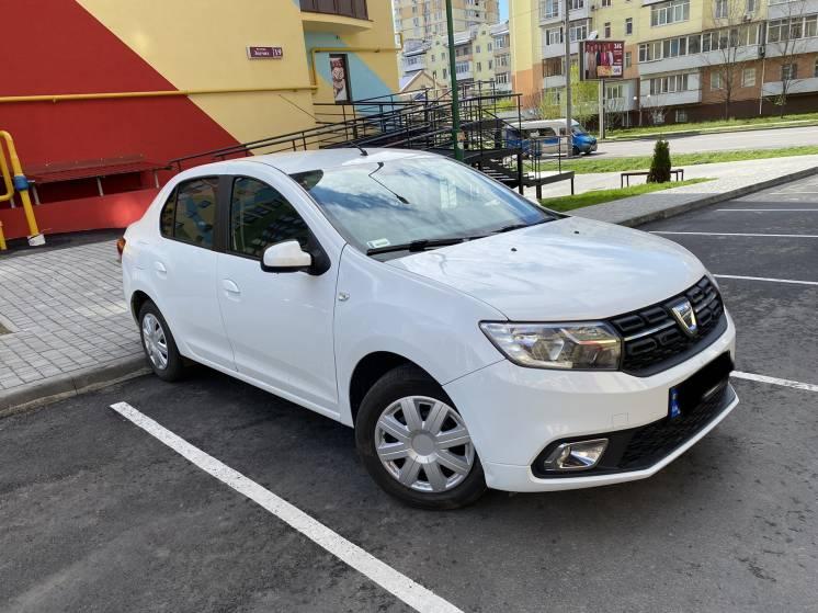Сдам в долгосрочную аренду Dacia Logan 2017