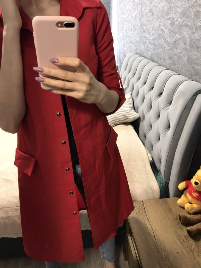 Рубашка - кардиган