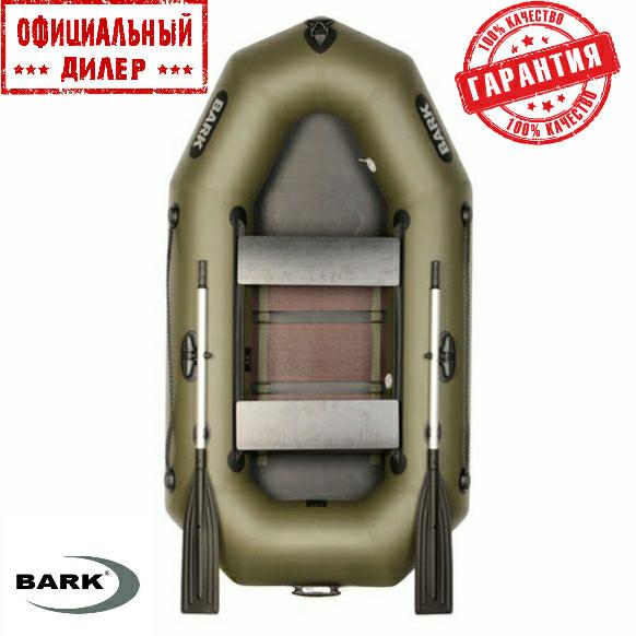 РАСПРОДАЖА!Надувная лодка Bark B-250D. Двухместная.