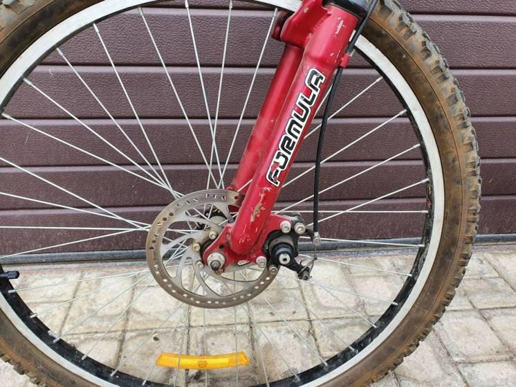 Горный велосипед под восстановление или под барахол.