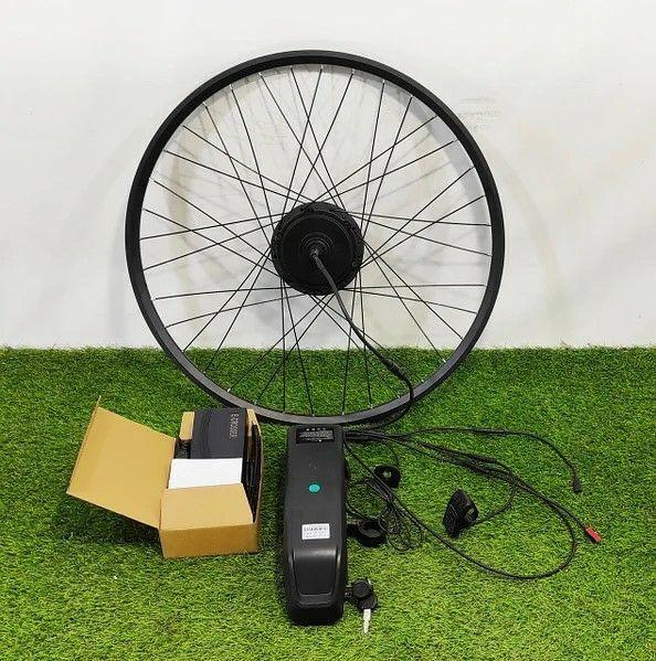 Электронабор для электровелосипеда колесо в ободе 26-29 500W/750W