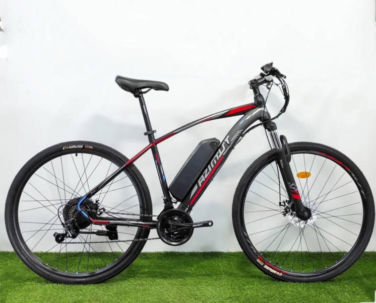 Электровелосипеды Azimut Nevada 29
