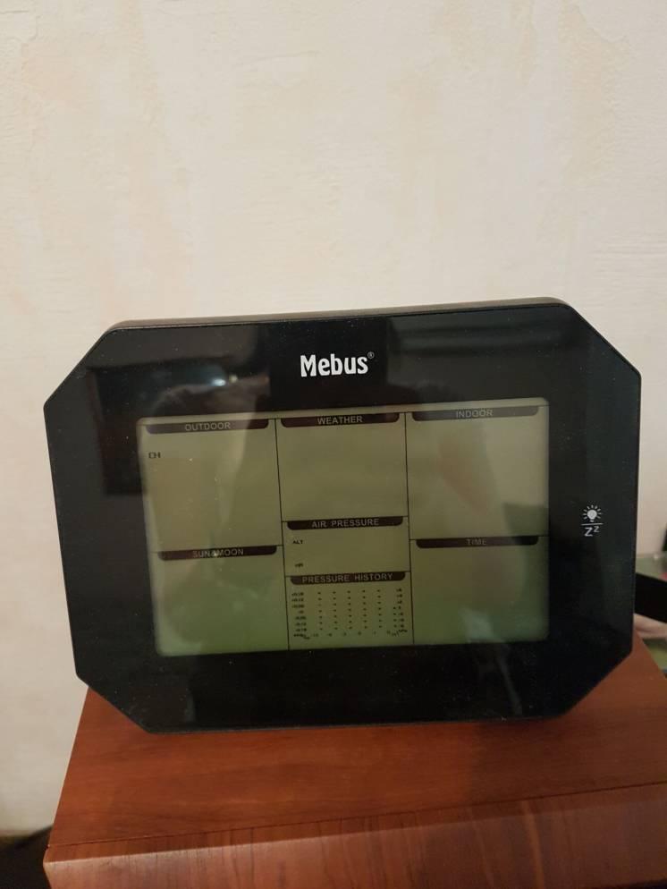 Метеостанция Mebus 7307CW (40281)