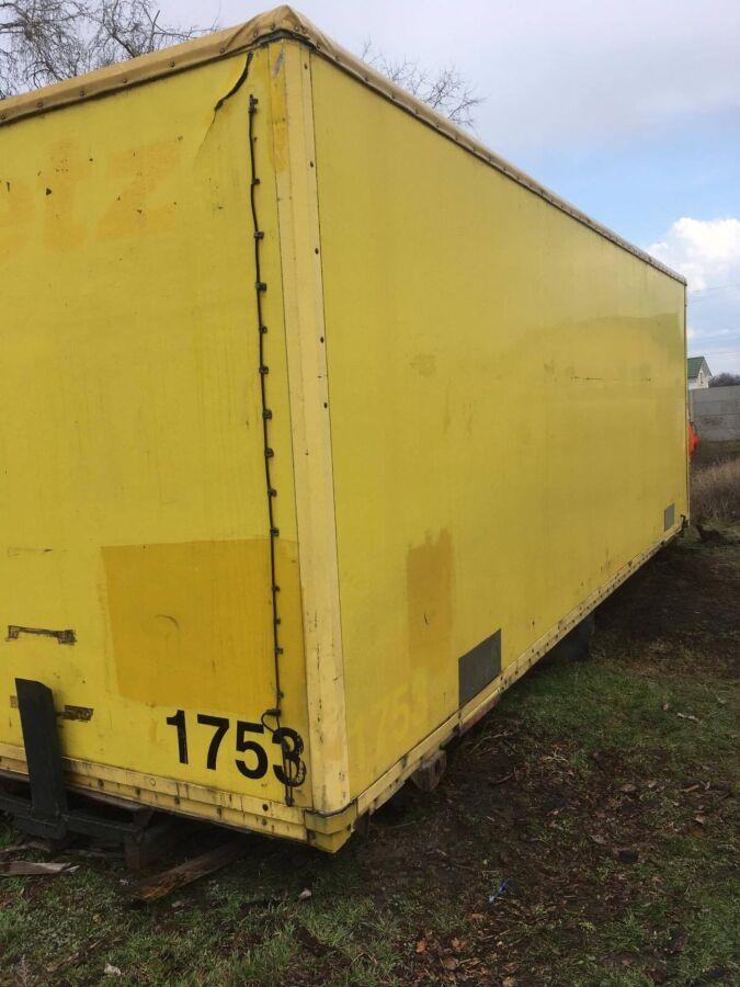BDF контейнер KOGEL
