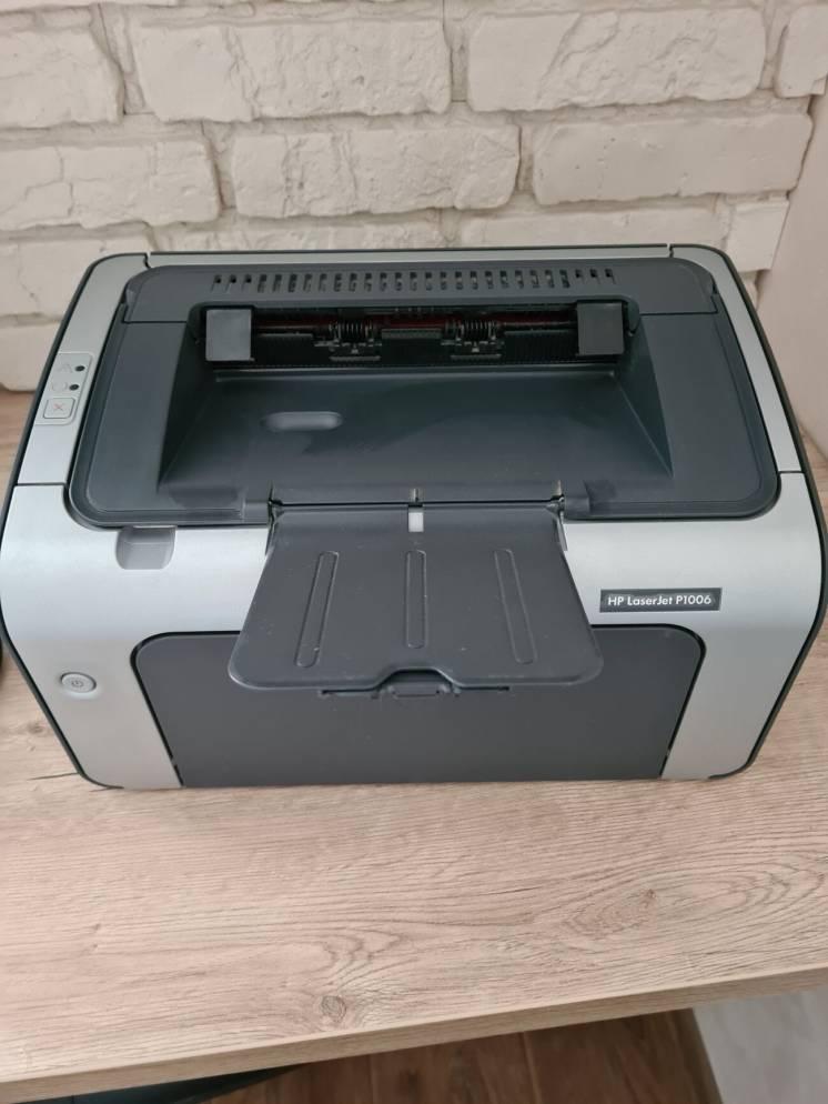 Принтер PH laser jet P1006