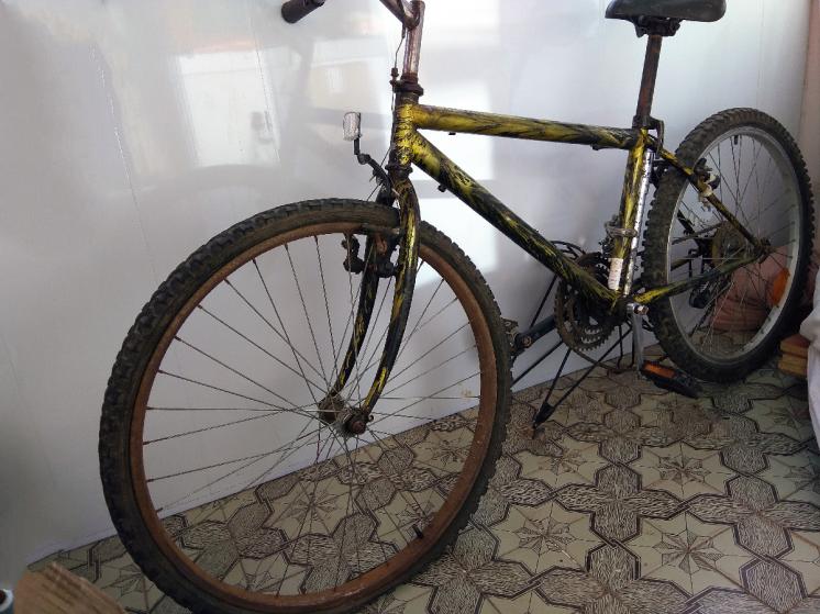 Велосипед MICHE Италия 1994 Shimano Torney 30