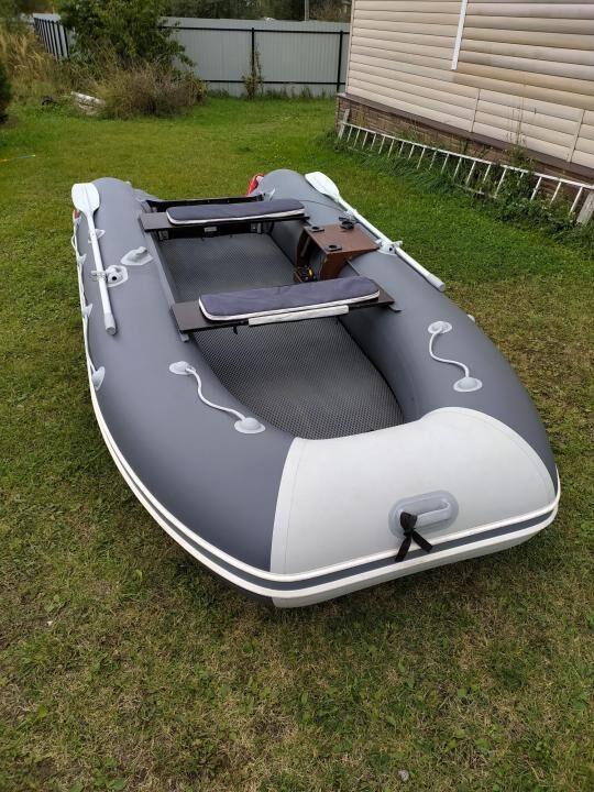 Надувная лодка Таймень 360