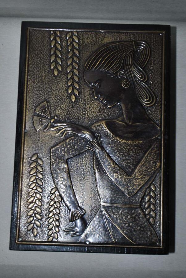Шкатулка деревянная, сувенир