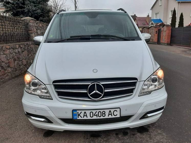 Продам Mercedes-Benz Viano AVANTGARDE 2013