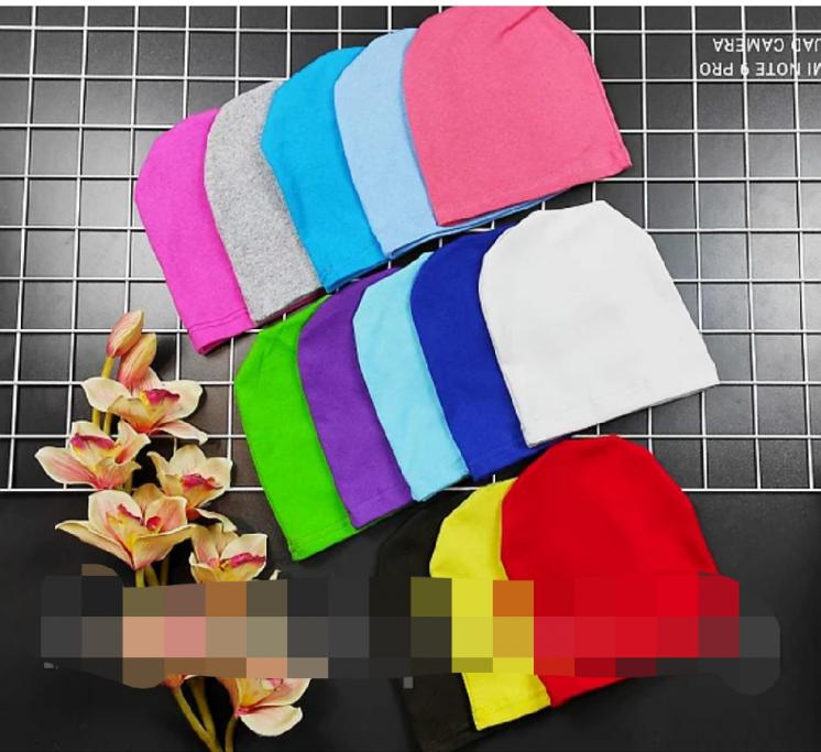 Детские шапочки от 1 до 5 лет